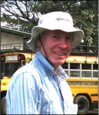 Neville Louden                                               Volunteer Coordinator
